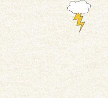 Struck By Lightning Hoodie Zipped Hoodie