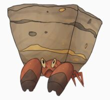 Love for the Underused Pokemon: Crustle by Annie Disano