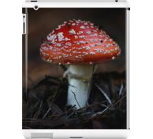 Red Cap  iPad Case/Skin