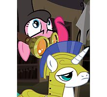 Pinkie Cell Photographic Print
