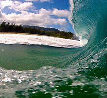 Empty wave  by MurfTheSurf