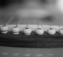 Guitar string peg by Haz Preena