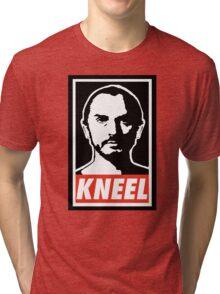 Obey Zod Tri-blend T-Shirt