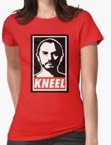 Obey Zod Womens Fitted T-Shirt
