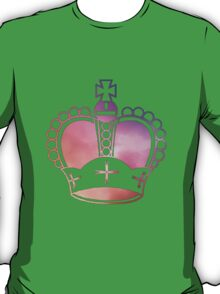 Rainbow Crown T-Shirt