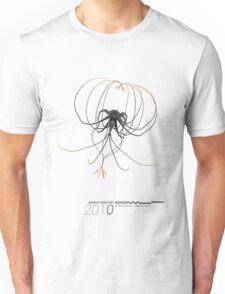Radiata Series 001-2010 (black) Unisex T-Shirt