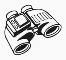Binoculars. by LewisJamesMuzzy