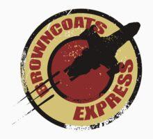 BROWNCOATS EXPRESS Kids Tee