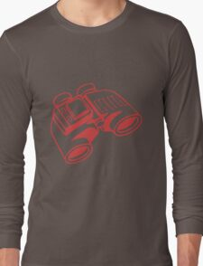 Red Binoculars T-Shirt