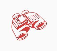 Red Binoculars Unisex T-Shirt