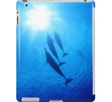 Dolphin in Hawaii iPad Case/Skin