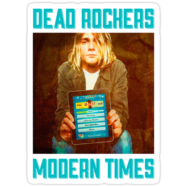 Dead Rockers, Modern Times - Kurt by butcherbilly