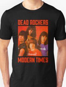 Dead Rockers, Modern Times - Ramones T-Shirt