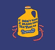 Ten Tons of Sunny D Unisex T-Shirt