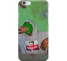 GET CRUNK iPhone Case/Skin