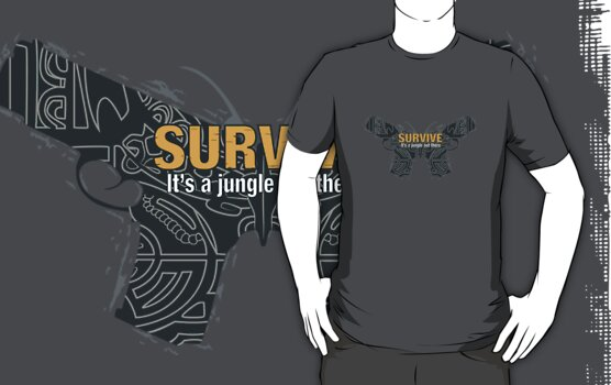 SURVIVE [Far Cry 3] by Ruwah