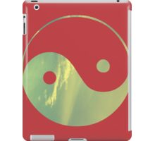 Ying Yang X Clouds iPad Case/Skin
