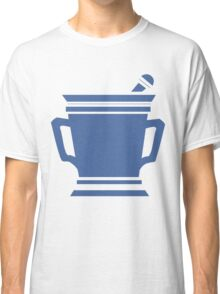 Blue Coffee. Classic T-Shirt