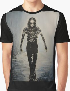 Eric Draven - The Crow Graphic T-Shirt