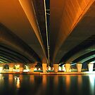 under the narrows.  perth, western australia by mellychan