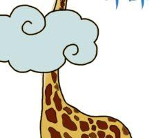 maybe giraffe Sticker