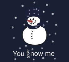 Snow mwc Baby Tee