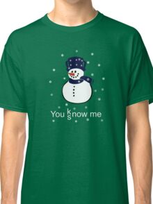 Snow mwc Classic T-Shirt