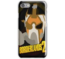 Borderlands 2 phone case - Psycho iPhone Case/Skin