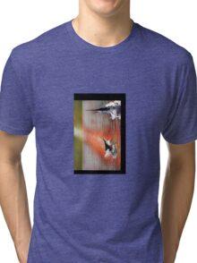 Marlin - deep-sea series 2 Tri-blend T-Shirt