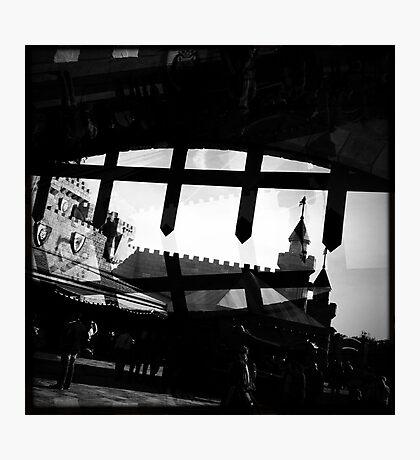Castle 1 Photographic Print