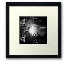 Castle 4 Framed Print