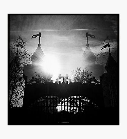 Castle 5 Photographic Print