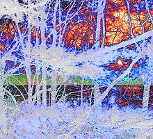 "RGB and a Whiteout by David ""Oz""  Osterczy"