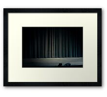 The Final Act Framed Print