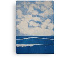 Western Shore Canvas Print