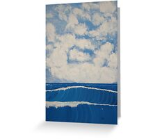 Western Shore Greeting Card