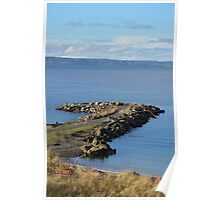 Brackett's Landing, Edmonds, Washington Poster