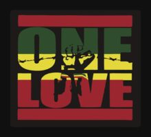 One Love by Duncan Morgan