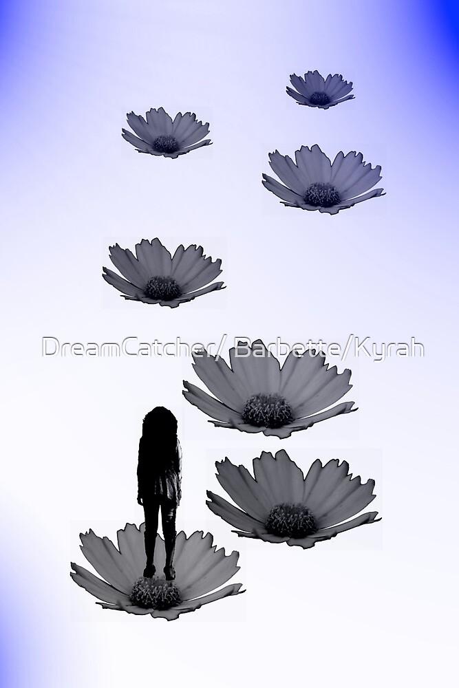 Flower Path by DreamCatcher/ Kyrah