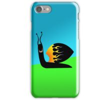 Share Favorite High-speed, gold-toothed snail iPhone Case/Skin