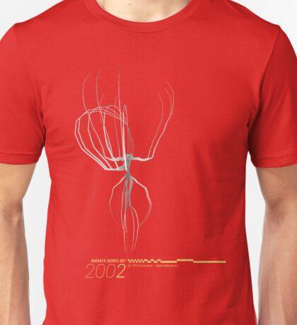 Radiata Series 001-2002 (white) Unisex T-Shirt