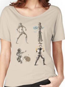 All the Elements Women's Relaxed Fit T-Shirt