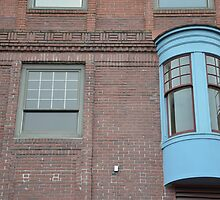 Facade - Everett, Washington by Julie Van Tosh Photography