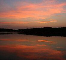 Lake Reflection by Michael  Kemp