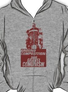 Fallout 4 - Liberty Prime Comunism - Bordeaux- Brotherhood of steel T-Shirt