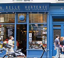 La Belle Hortense, Paris. by brians101