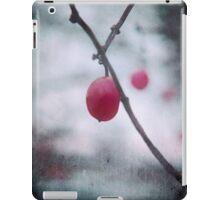 Lonely Winterberry iPad Case/Skin