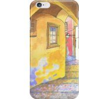 Sintra alley iPhone Case/Skin