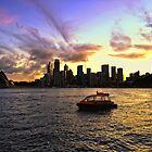 Serenity In Sydney by Peter Billiau