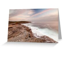 Cape Banks, NSW Greeting Card